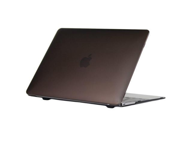 961809c9efb0 iPearl mCover Hard Shell Case for 12-inch MacBook (with 12-inch Retina  Display and USB-C Connector, Model A1534) (Black) - Newegg.com