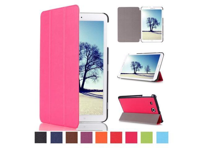separation shoes 5f34c 3312c Asng Samsung Galaxy Tab E 8.0 Case, Ultra Slim Lightweight Standing Cover  for Samsung Galaxy Tab E 32GB SM-T378 / Tab E 8.0-inch SM-T375 / SM-T377 ...