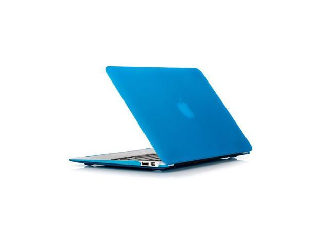 buy online 70eb4 1699b RUBAN Plastic Hard Case Cover for MacBook Air 13 Inch (Models: A1369 and  A1466), Light Blue - Newegg.com
