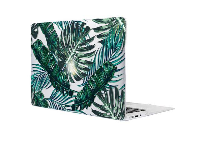 iCasso Macbook Air 13 Inch Case Art Printing Matte Hard Shell Plastic Protective
