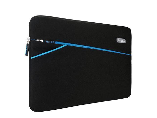 8a6dca43645d Lacdo 11-11.6 Inch Waterproof Fabric Laptop Sleeve Bag for Apple New  Macbook 12 Inch/MacBook Air 11.6/Surface Pro Surface Pro 5, 4, 3/Asus Dell  HP ...