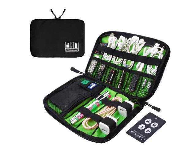 Microrange Travel Cable Organizer Bags