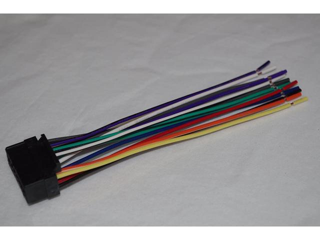 WIRE HARNESS FOR JVC MODELS KD-APD49, KD-AR200, KD-AR300, KD-S17, KD-S590, on alpine wire harness, panasonic wire harness, phillips wire harness, electrolux wire harness, fisher wire harness, honeywell wire harness, 11 wire harness, pioneer wire harness, scosche wire harness, clarion wire harness, crown wire harness, daewoo wire harness, dual wire harness, yamaha wire harness, bosch wire harness, sony wire harness, bush wire harness, kenwood wire harness,