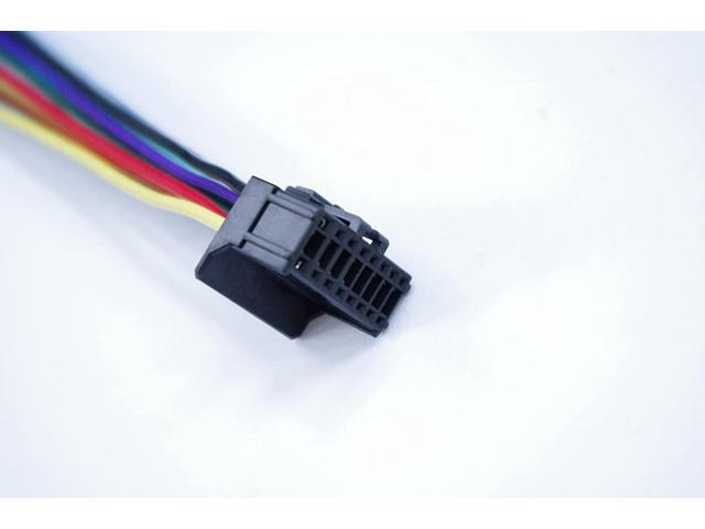 pioneer p1400dvd wiring harness wire harness for pioneer avh p1400dvd avh p2400bt avh x4500bt  avh  wire harness for pioneer avh p1400dvd