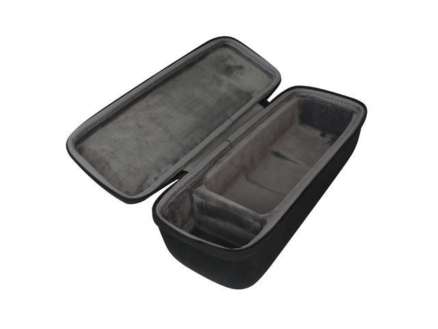 Black Case co2crea Hard Carrying Travel Case for Sony SRS-XB33 Extra BASS Wireless Portable Speaker