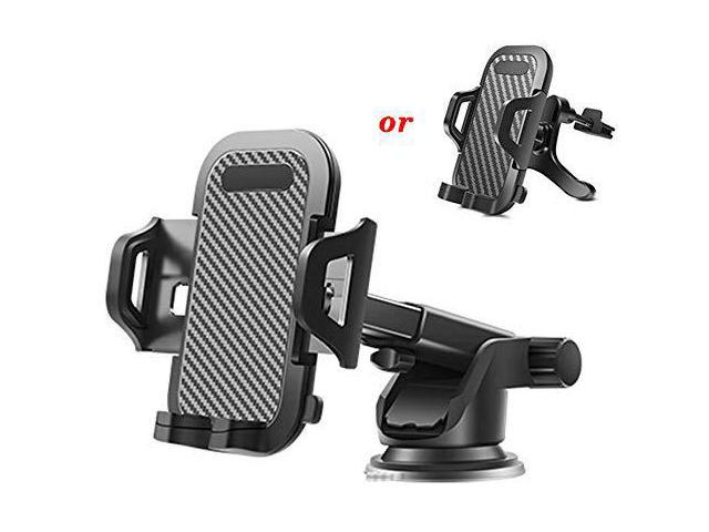 360°Adjuatable Car Windshield//Dashboard//Air Vent Mount Holder For All Cell Phone