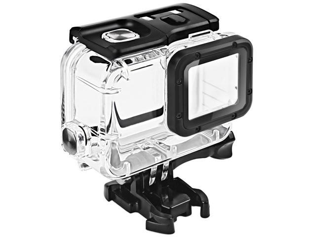FitStill Waterproof Housing for GoPro HERO 2018/7/6/5 Black, Protective 45m  Underwater Dive Case Shell with Bracket Accessories for Go Pro Hero7 Hero6