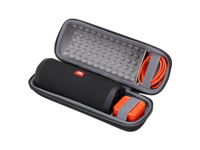 Hard Carrying Case for JBL Flip 4 or JBL Flip 3 Speaker Travel Storage Protective Bag by XANAD