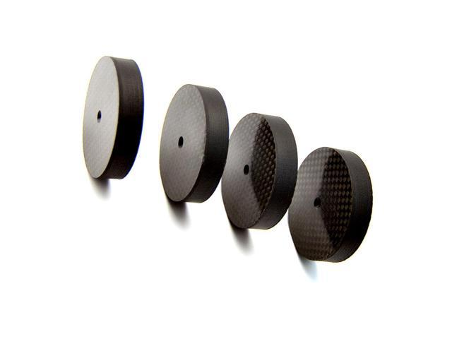 Speaker Spikes Floor Protectors Shoes Mats Isolation Stand Foot Base Pads  for Audio Turntable Speaker CD AMP (40x10mm) - Newegg com