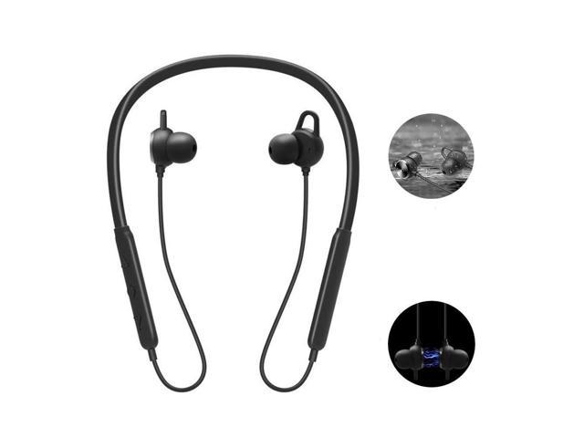pretty nice 54792 146a7 Andplay Wireless Headphones Neckband Magnetic Bluetooth Earbuds Noise  Cancelling Earphones with Mic 10 Hrs Playtime Compatible with iPhone 7  /iPhone 8 ...