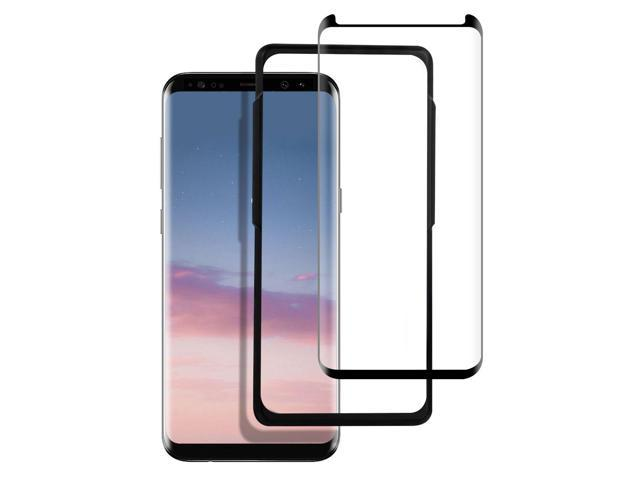 best service 20fae 02310 Galaxy S8 Screen Protector, FayTun Tempered Glass Screen Protector for  Samsung Galaxy S8, 3D Curved, Case Friendly, HD Clear, Anti-Scratch, ...