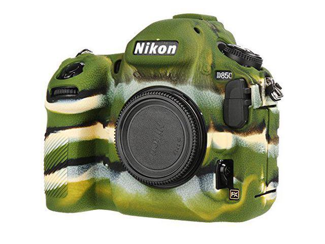 STSEETOP Nikon D850 Camera Housing Case, Professional Silicion Rubber  Camera Case Cover Detachable Protective for Nikon D850(Army Green) -  Newegg com