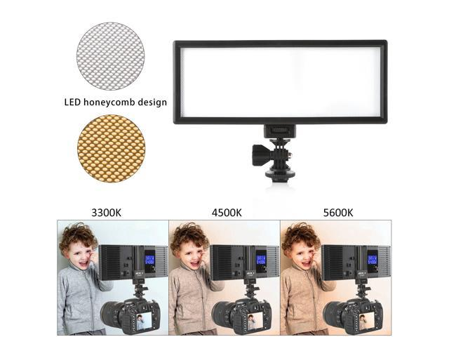 Viltrox L132T Ultra Thin Led Video Light Panel Dimmable Camera Light For Dslr Ca