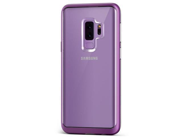 buy online 855cb 740e0 Galaxy S9 Plus Case :: VRS :: Transparent Crystal Thin Cover ...