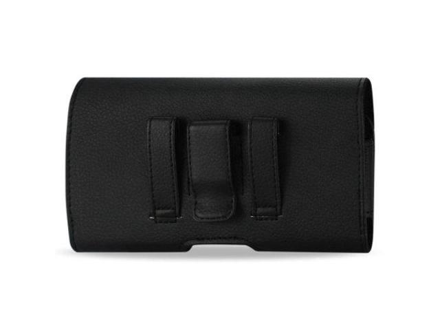 buy online f61e8 81277 for Huawei P20 Pro, Ascend 5W, Mate 10 PRO, Mate 10, Premium Leather AGOZ  Pouch Case Holster with Belt Clip & Belt Loops - Newegg.com