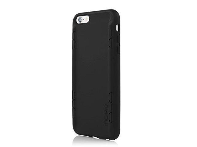 buy online f2538 5a11d iPhone 6S Plus Case, Incipio Trestle Case [Bend Resistant] Cover fits Both  Apple iPhone 6 Plus, iPhone 6S Plus - Black/Black - Newegg.com