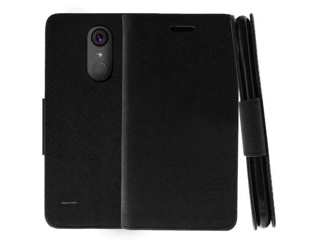 big sale 06696 0692d TurtleArmor | Compatible for LG Stylo 3 Case | LG Stylus 3 Case | Stylo 3  Plus Case | Flip Kickstand Wallet Case Leather Cover with Card Slots Music  ...