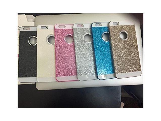 IPhone 6s light blue glitter Sparkle