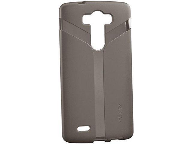 new product 724ea bb162 Ventev Via, Translucent Cell Phone Case for LG G3 - Retail Packaging -  Smoke - Newegg.com
