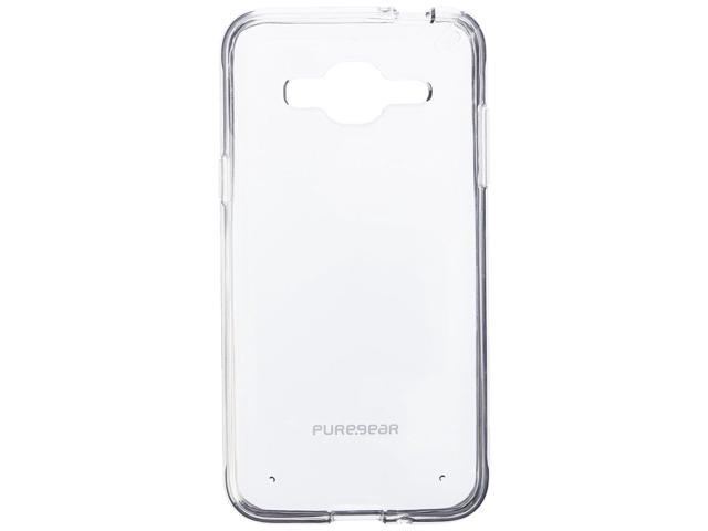 info for a81f3 d4504 Puregear Cell Phone Case for Samsung Galaxy J3 - Clear - Newegg.com