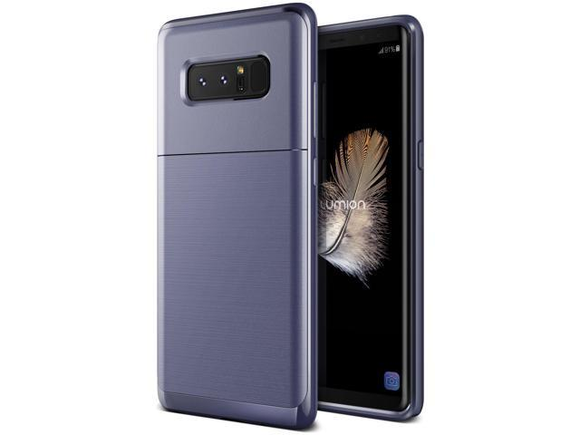 buy popular 64f3d bf9de Note 8 Case, Dual Layer Rugged Hard Drop Protection Slim Thin Fit Full Body  Heavy Duty [Wireless Charging Compatible] Cover for Samsung Galaxy Note 8  ...