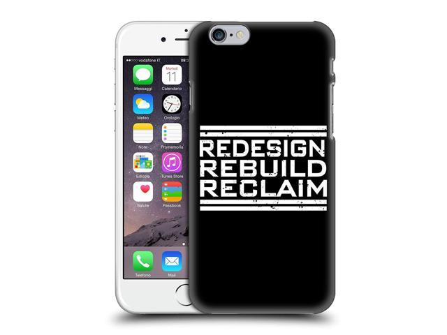 Calendario Wwe.Official Wwe Redesign Rebuild Reclaim Seth Rollins Hard Back Case For Iphone 6 Iphone 6s Newegg Com