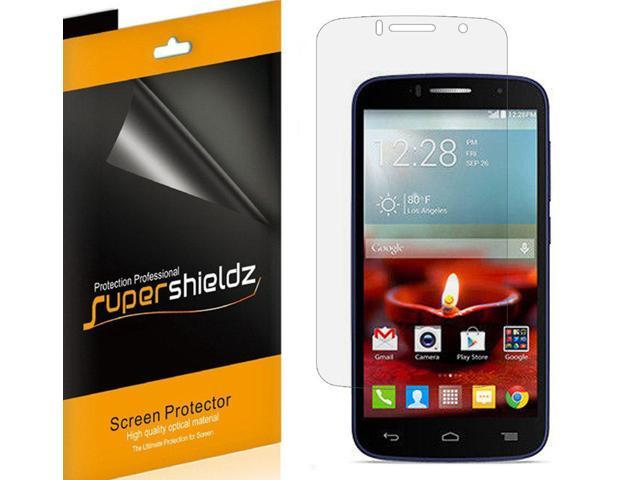 Supershieldz [6-Pack] High Definition Clear Screen Protector for Alcatel  OneTouch Fierce 2 (T-Mobile, MetroPcs) + Lifetime Replacement - Newegg com