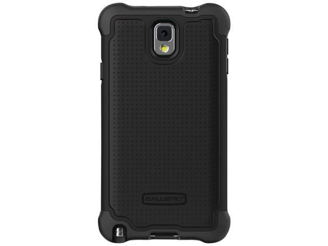 big sale 8d818 10d01 Ballistic Samsung Galaxy Note 3 Tough Jacket Case - Retail Packaging -  Black - Newegg.com