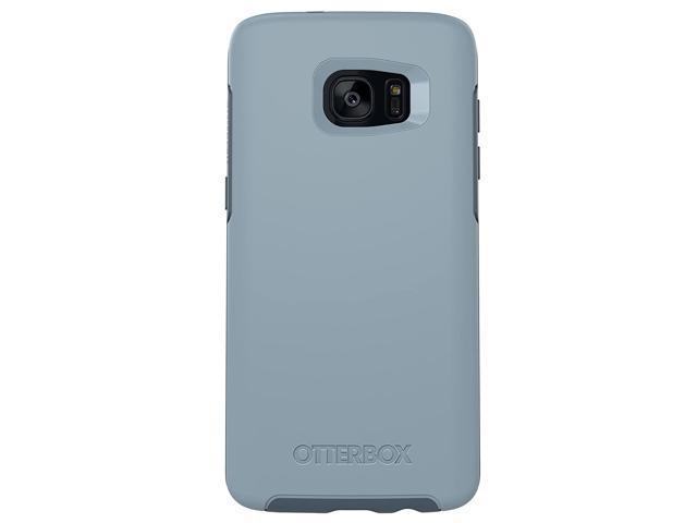 wholesale dealer 89d7f 86280 OtterBox Symmetry Series Case for Samsung Galaxy S7 Edge - Frustration Free  Packaging - Whetstone Way (Whetstone Blue/Tempest Blue) - Newegg.com