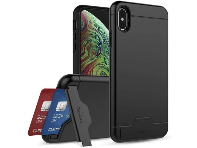 apple iphone xs max wallet case