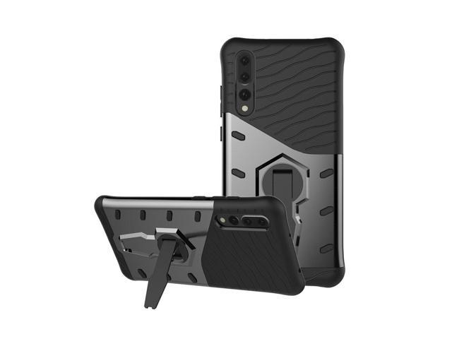 wholesale dealer f7da8 46eb7 Huawei P20 Pro Full Body Protective Case, BonFook Battle Armor Design 360  Degrees Rotation 4 Corneer Airbag Protection Drop/Dust/Shock-Proof Cover  for ...