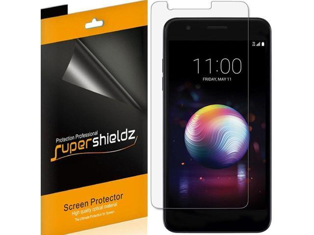 [6-Pack] Supershieldz for LG Premier Pro LTE (Not Fit for LG Premier LTE)  Screen Protector, High Definition Clear Shield + Lifetime Replacement