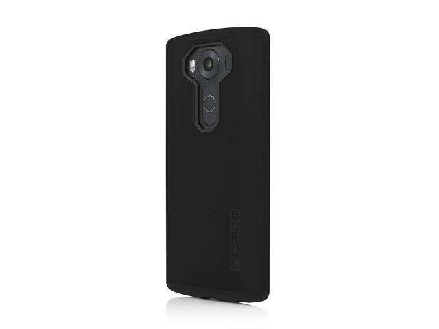 Incipio Cell Phone Case for LG V10 - Retail Packaging - Black/Black -  Newegg com