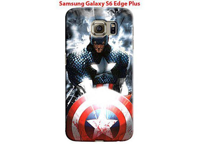 size 40 6d042 90acb Captain America: Civil War & Characters for Samsung Galaxy S6 Edge Plus +  Hard Case Cover (war14) - Newegg.com