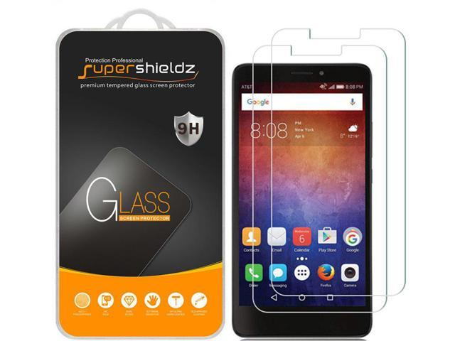 [2-Pack] Supershieldz for Huawei Ascend XT (H1611) Tempered Glass Screen  Protector, Anti-Scratch, Anti-Fingerprint, Bubble Free, Lifetime  Replacement