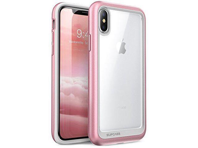 pretty nice a9f70 bb9f7 SUPCASE iPhone X, iPhone Xs Case, [Unicorn Beetle Style] Premium Hybrid  Protective Clear Case for Apple iPhone X 2017/ iPhone Xs 2018 Release ...
