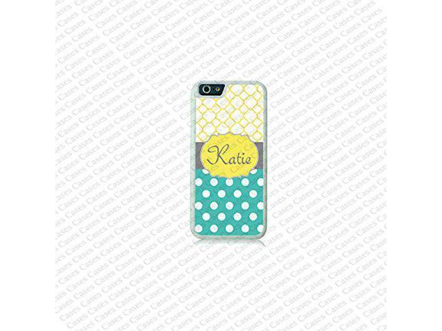 online store 0cdb0 03431 Krezy Case Polka Dots Monogram iPhone 6 Case, Monogram iPhone 6 Cover,  Custom iPhone 6 Cases, Cute monogram iPhone 6 Case - Newegg.com