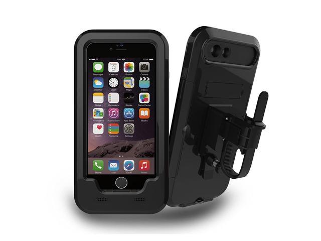 wholesale dealer cbdc3 94e00 iPhone 6/6S Plus Bike Mount, IFCASE Sport Waterproof Bike/Bicycle  Motorcycle Handlebar Mount Holder Case for iPhone 6/6S Plus - Newegg.com