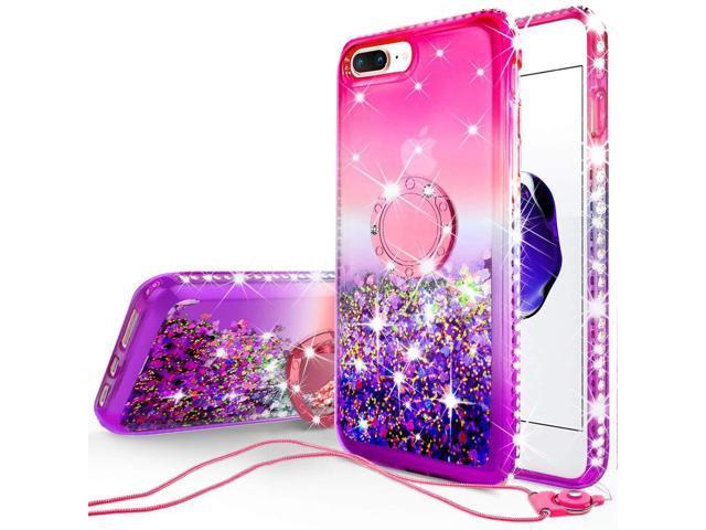 7 case iphone glitter