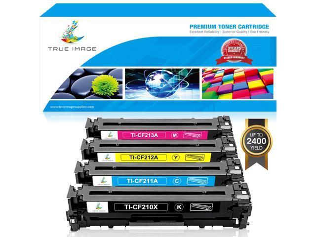 HP 131A CF210A CF211A CF212A CF213A Toner HP Laserjet Pro 200 M251nw M251 M276n