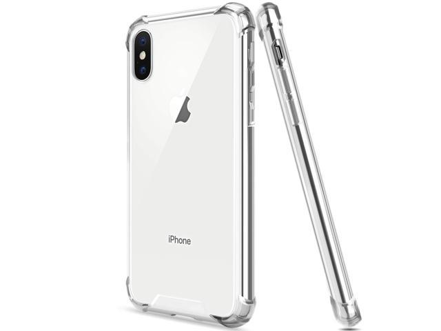 online store cf0d0 8bc14 Salawat for iPhone Xs Case iPhone X Case, Clear iPhone Xs Case TPU Bumper  Anti Scratch Thin Phone Case Cute Cover Reinforced Corners Shock Absorption  ...