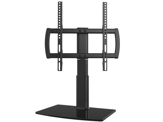 Universal Tabletop TV 80 Degree Swivel Stand with Safety Lock for up to 60 inch