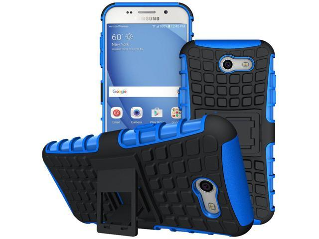 sports shoes e1cd9 17d2c For Samsung Galaxy J3 Emerge Case, J3 Prime / J3 Mission / J3 Eclipse / J3  2017 / J3 Luna Pro / Sol 2 Case, Viodolge Tough Rugged Dual Layer ...