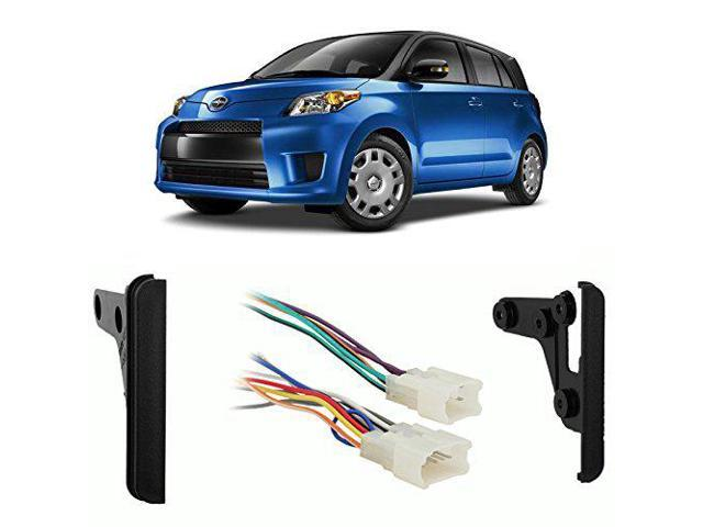 Scion xD 2008-2014 Factory Stereo to Aftermarket Radio Install Harness Adapter