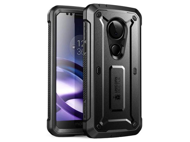 new concept e031e 979e6 SUPCASE Unicorn Beetle Pro Series Case for Moto G6 Play, Moto G6 Forge,  with Built-in Screen Protector for Motorola Moto G6 Play (2018 Release), ...