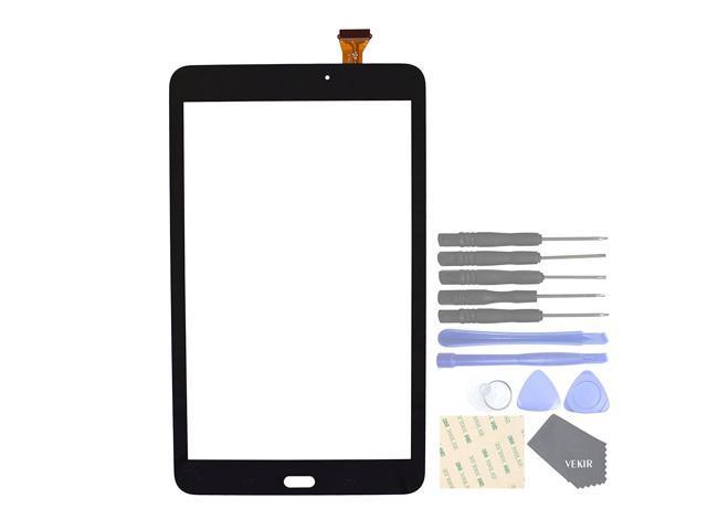 Touch Screen Digitizer Glass Samsung Galaxy Tab E 8.0 SM-T377 T377A//P//T//V Black