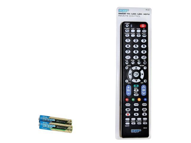 HQRP Remote Control for Samsung LNS4095DX LNS4096D LNS4692D LNS4692DX  LNS4695D LNS4695DX LCD LED HD Smart TV + HQRP Coaster - Newegg com