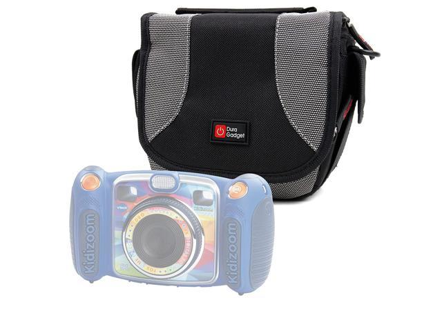 a709c59eb599 Padded Camera Bag / Case With Shoulder Strap and Zip Pockets For Childrens  VTech Kidizoom Cameras (Including Plus, Twist and Other Models) - by ...