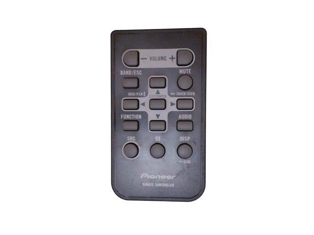 Pioneer QXE1047 OEM Car Audio System In-Dash Receiver Replacement Remote Control