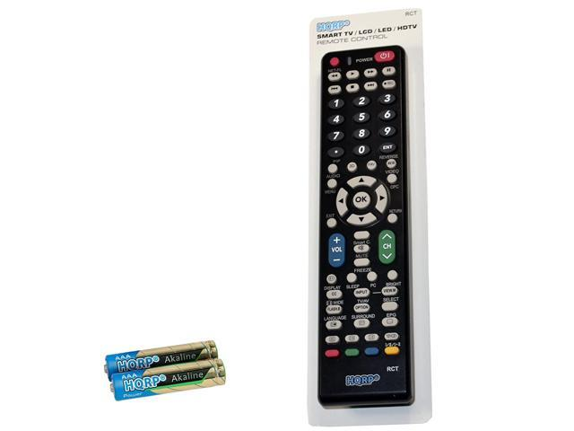 HQRP Remote Control for Sharp LC-26DA5U LC-32DA5U LC-32E67U LCD LED HD TV  Smart 1080p 3D Ultra 4K AQUOS + HQRP Coaster - Newegg com